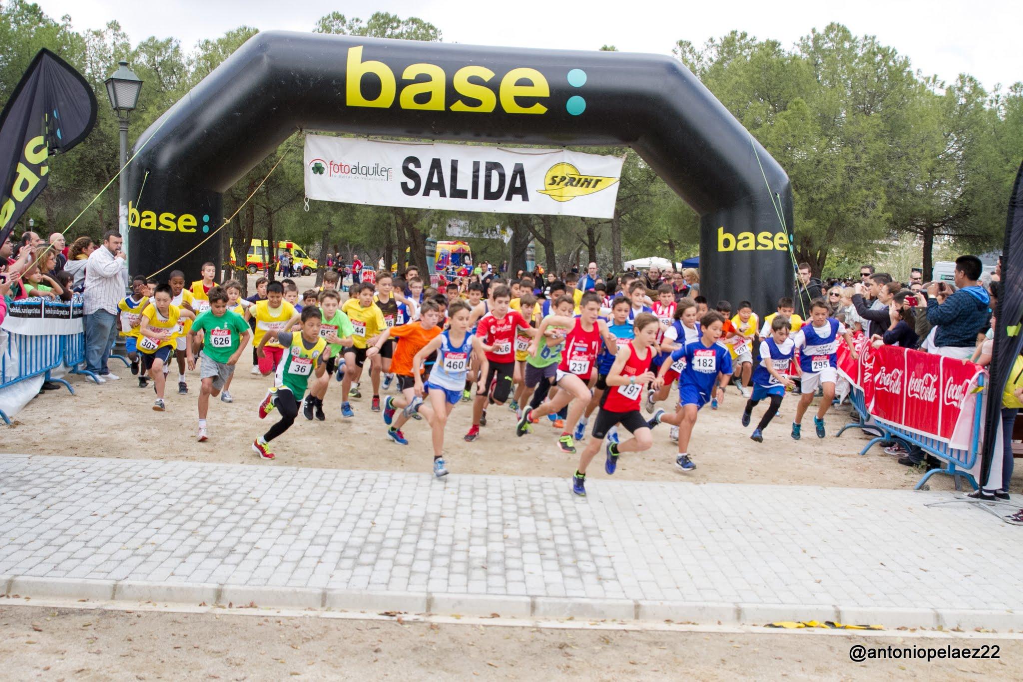 Clasificaciones y fotos del XXV Cross Popular Trofeo Fiestas Barrio Del Pilar 2015