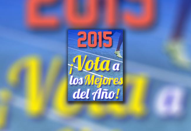 Vota a los mejores del atletismo Español