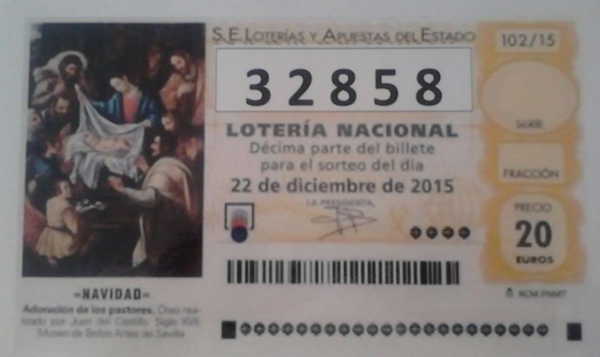 ¡¡Ya podéis conseguir lotería del club!!