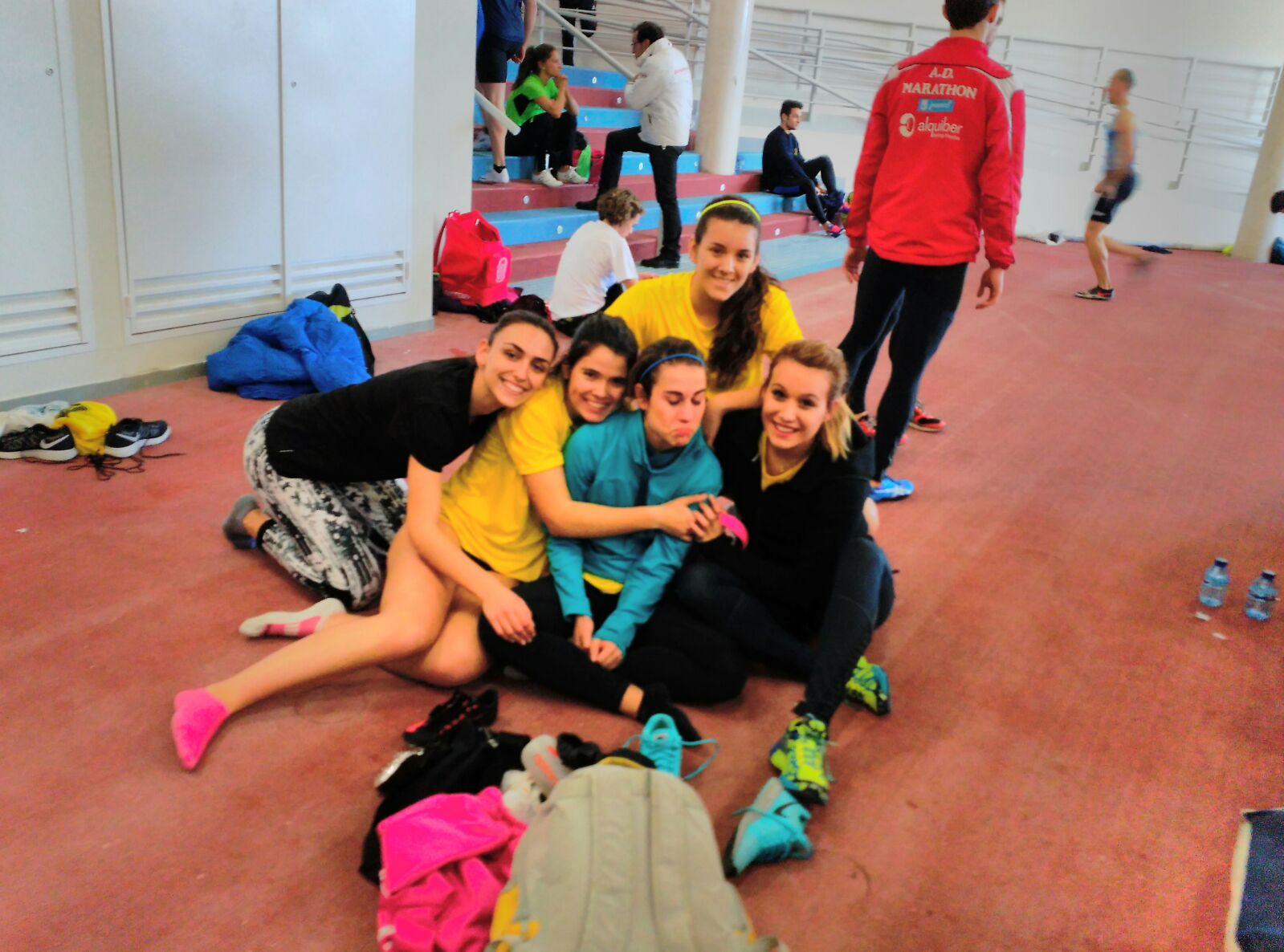 Campeonato de Madrid Absoluto en pista cubierta