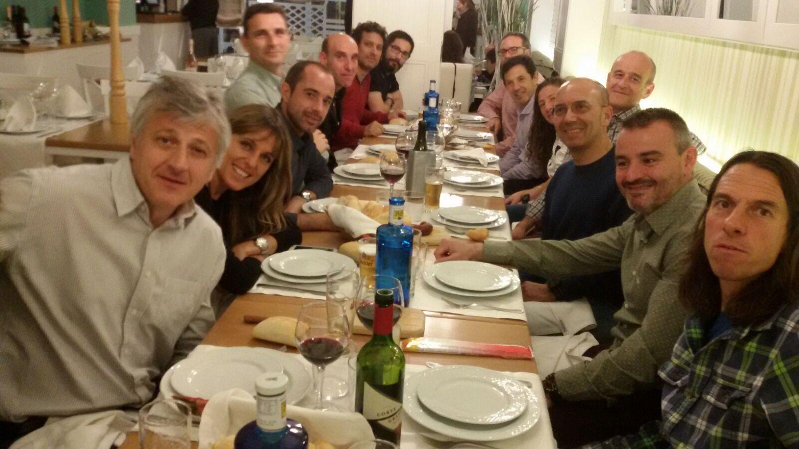 Nuestr@s Veteran@s list@s para el Maratón de Madrid