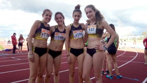 4x400 equipo
