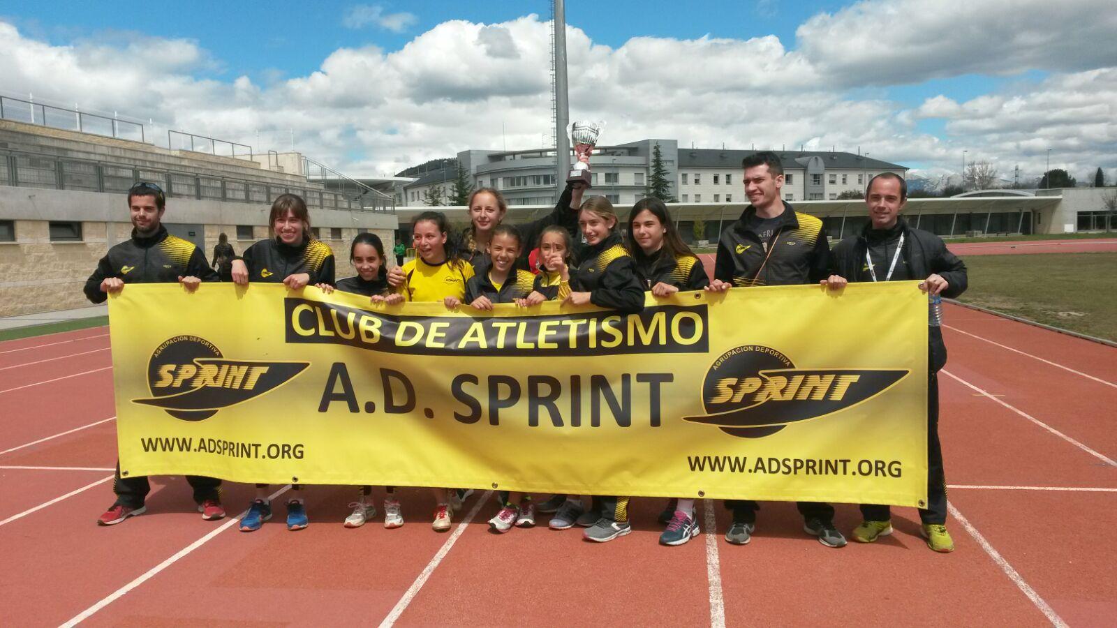 Nuestras infantiles Subcampeonas de Madrid y billete al Cto de España de clubes!!