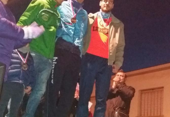marcha podium
