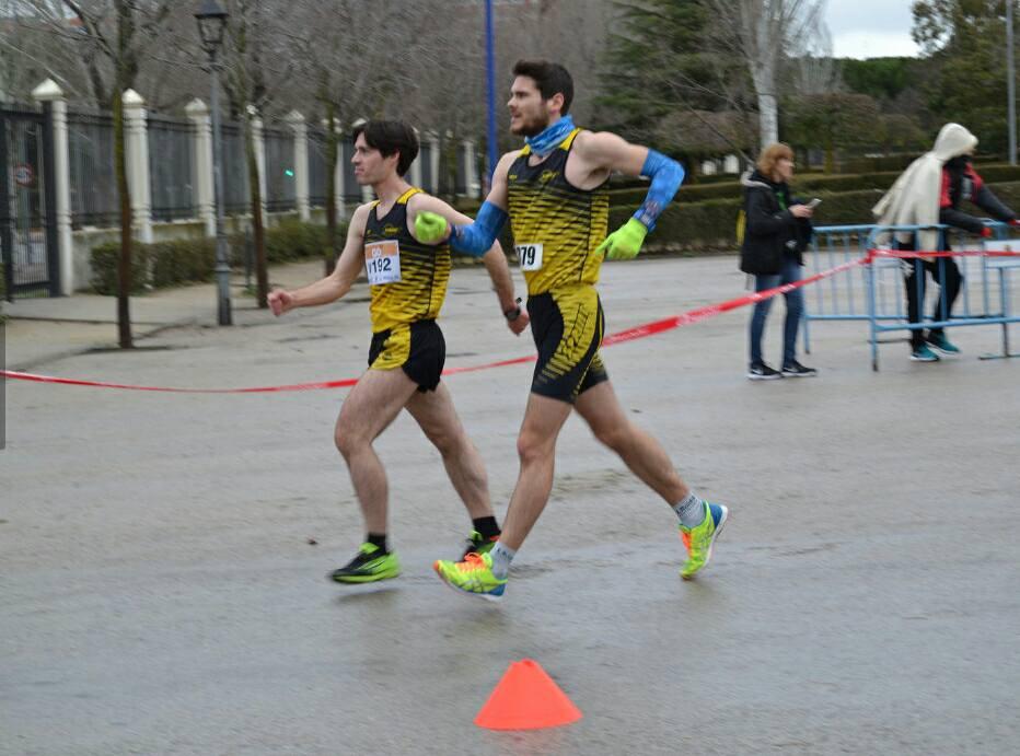Campeonato de Madrid de Marcha en ruta