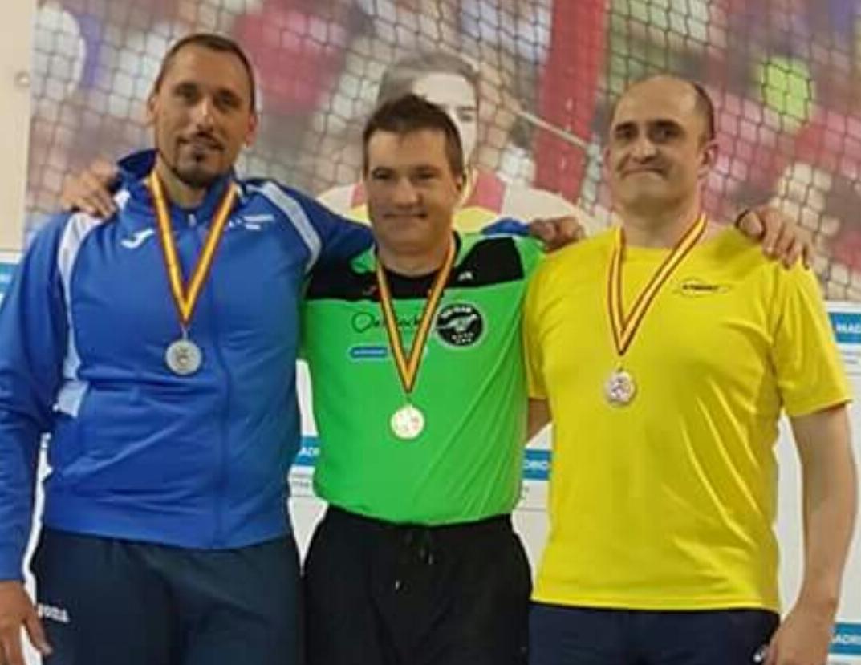 Campeonato de España de Veteranos de Pista cubierta