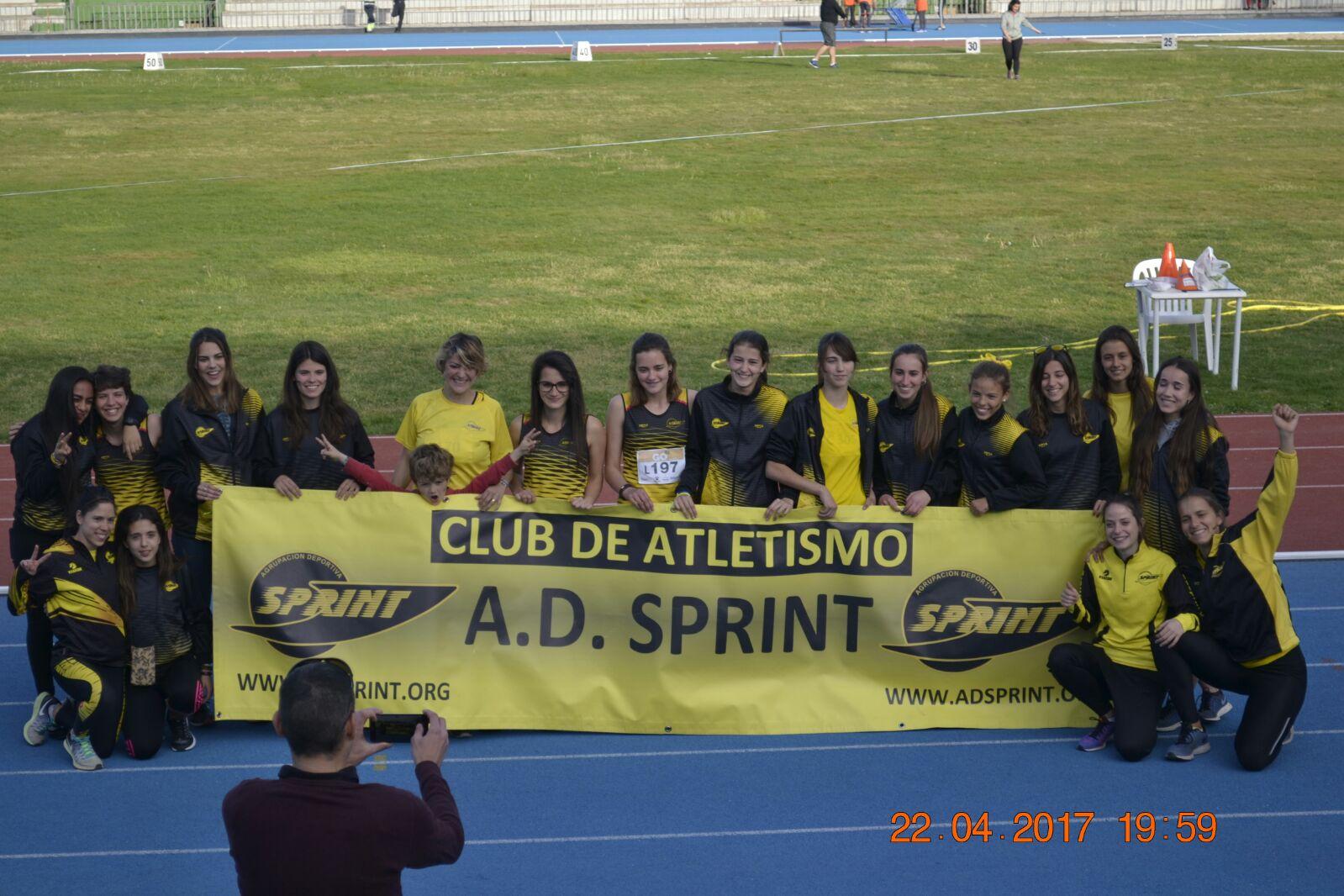Este domingo nuestras chicas compiten en Segunda División!!