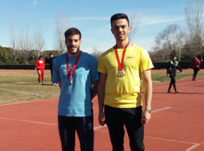 Campeonato de Madrid de Lanzamientos largos y de medio fondo sub18-20