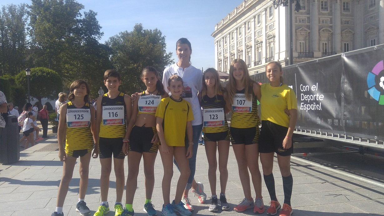 MADRID STREET ATHLETICS, EL ATLETISMO SALE A LA CALLE