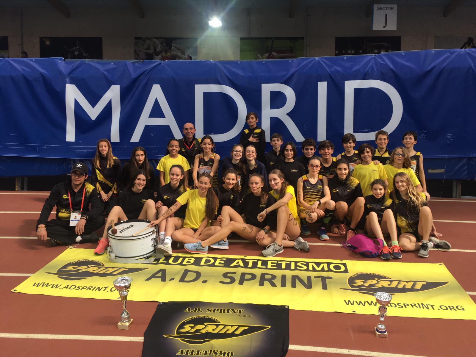 CAMPEONATO DE MADRID DE CLUBES SUB14 Y SUB16