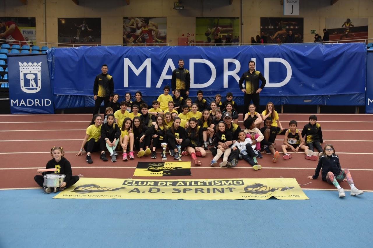 COPA DE MADRID SUB14-SUB16