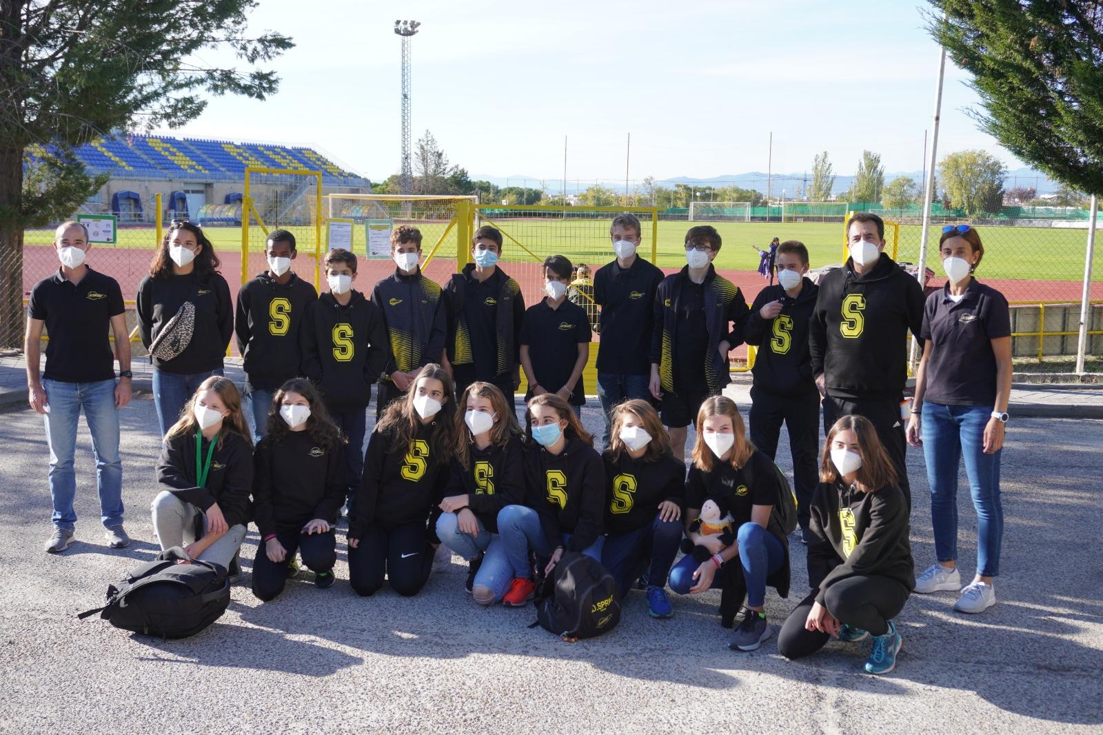 Gran Campeonato de España sub14 por equipos